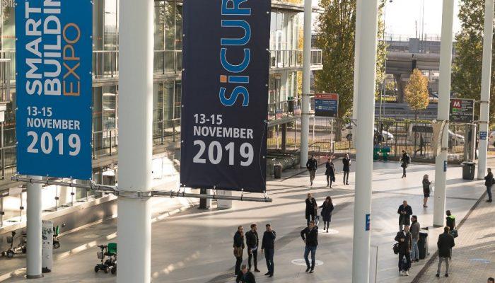 SICUREZZA 2019 – Fiera Milano, Rho 13-15 novembre
