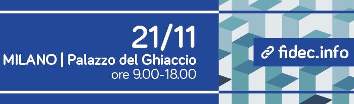 FIDEC – Milano 21 Novembre 2018