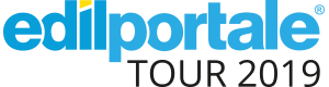 EDILPORTALE TOUR – 21 Marzo / 13 Giugno 2019