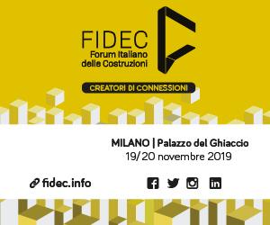 FIDEC – Milano 19-20 Novembre 2019