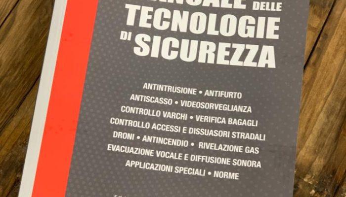 MANUALE DELLE TECNOLOGIE DI SICUREZZA nuova Edizione