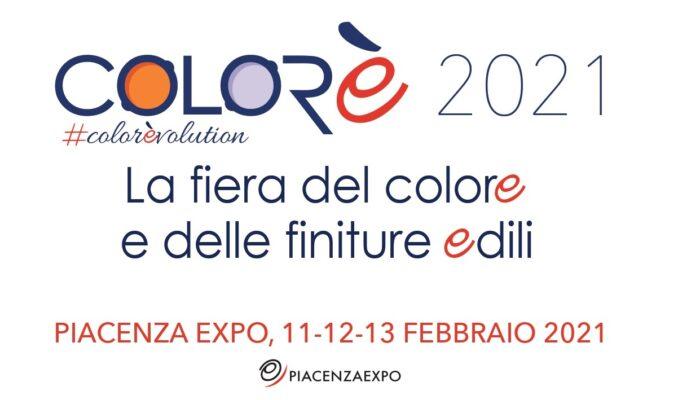 COLORE' – Piacenza Expo 11-13 febbraio 2021